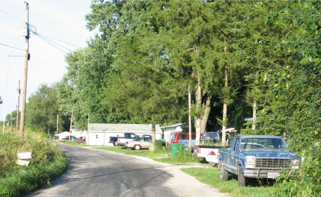 Toisa's village