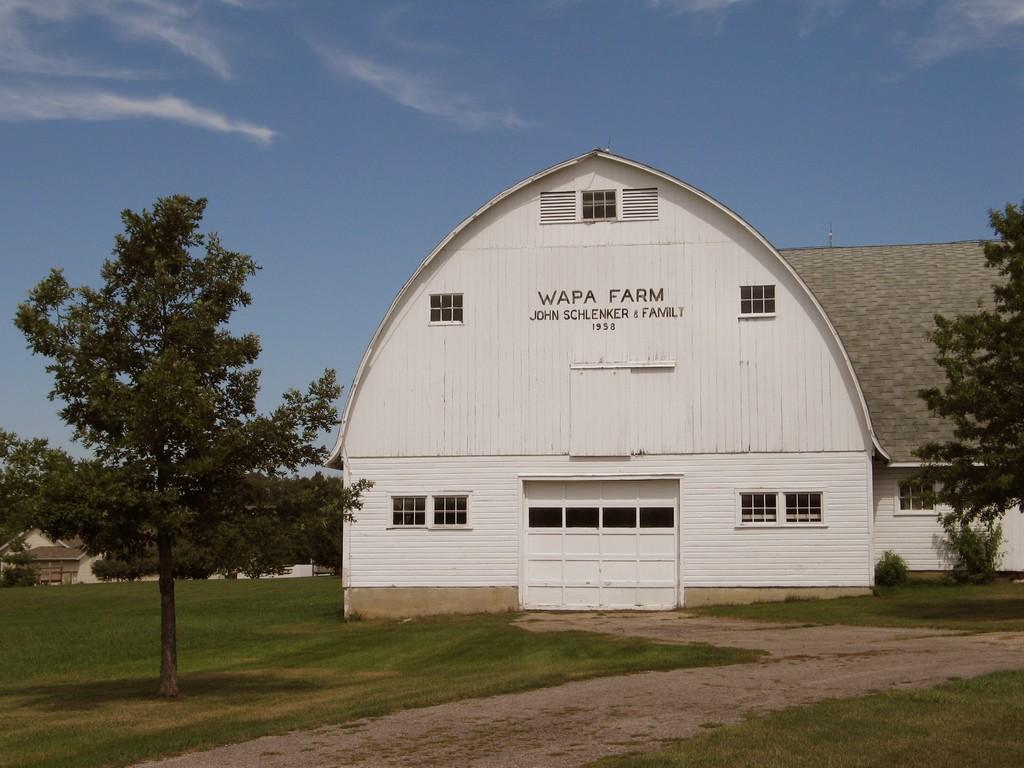 Wapa farm near Wapakoneta