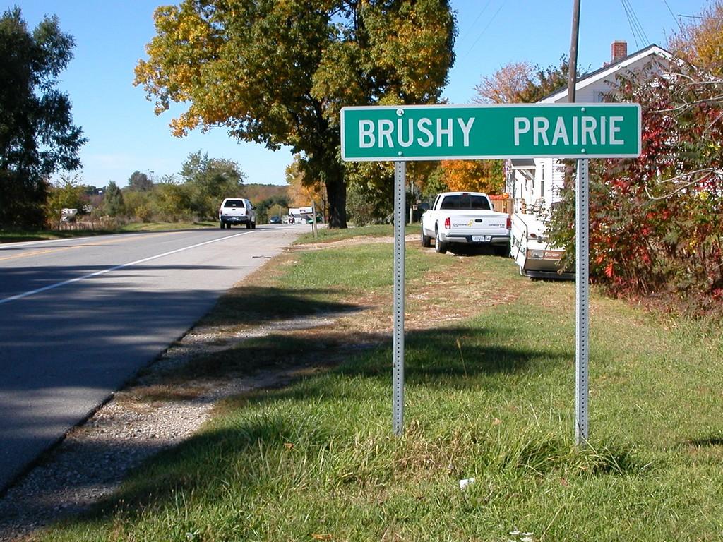 Brushy Prairie