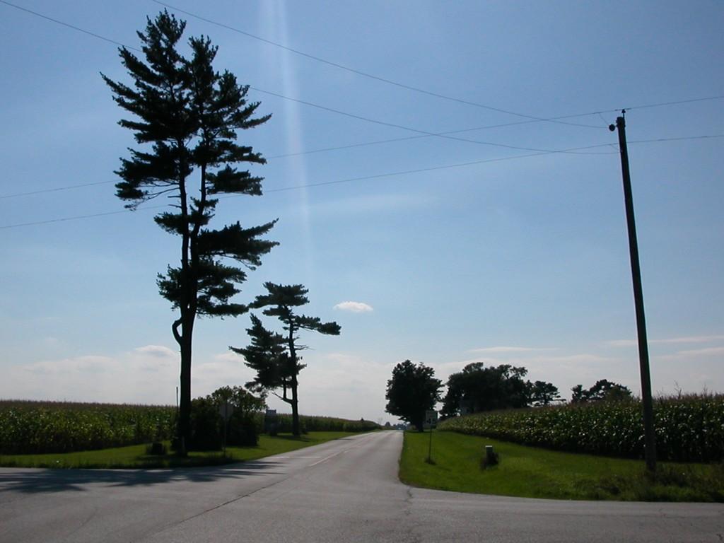 Michigan Road lands in LaPorte County