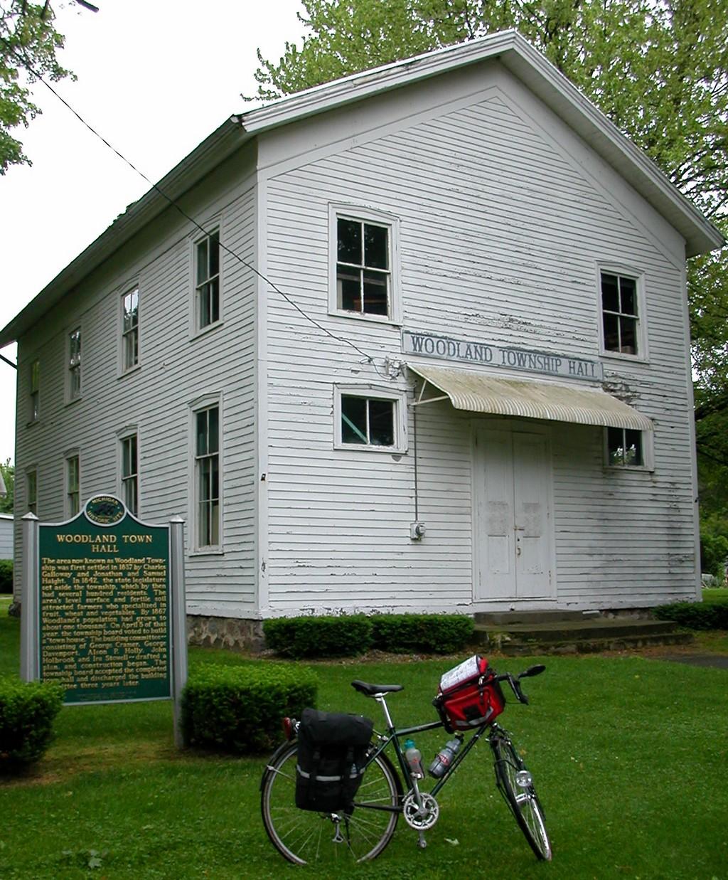 Township halls