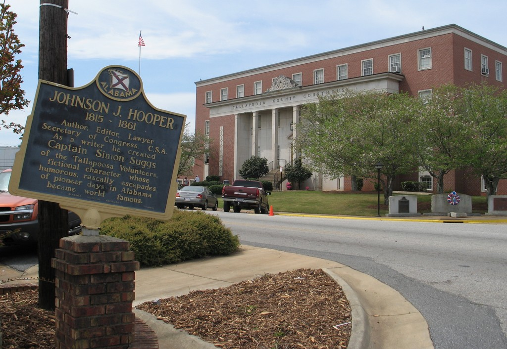 Tallapoosa County courthouse