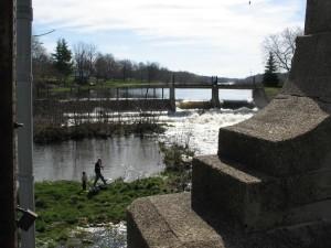 Ceresco Dam again