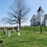 Hamline Chapel cemeteries