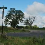 Southwest corner of Mickasawbe reserve