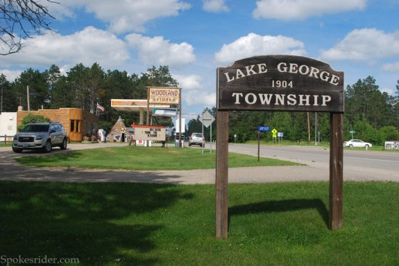 Lake George business district