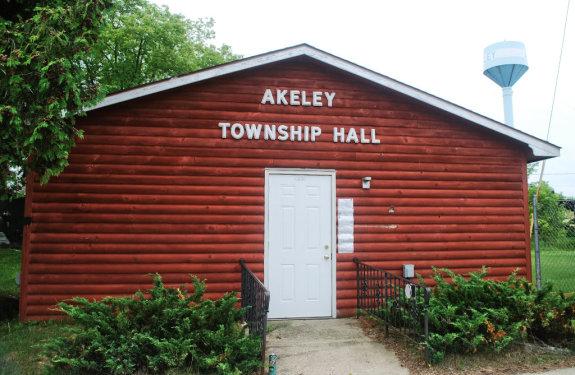 Akeley Township Hall