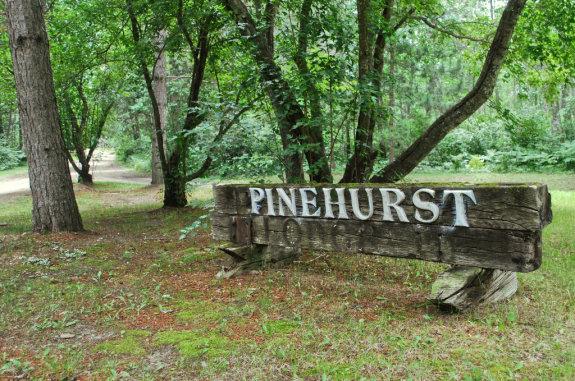 Pinehurst Lodge resort