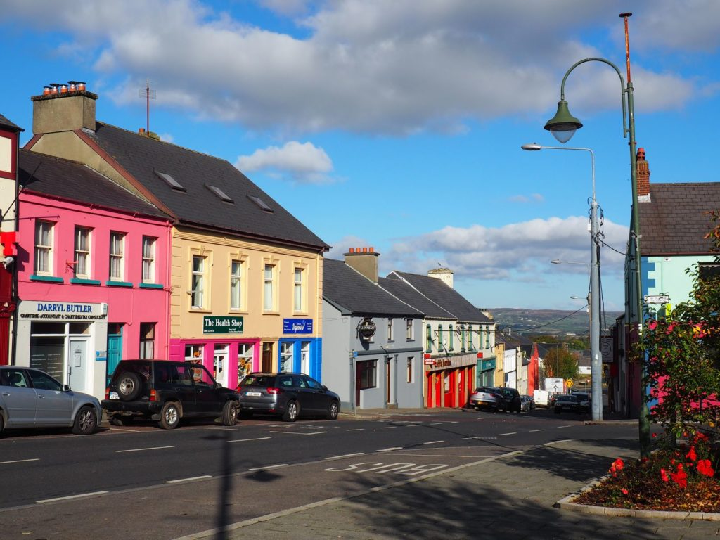 Carndonagh - lunch stop