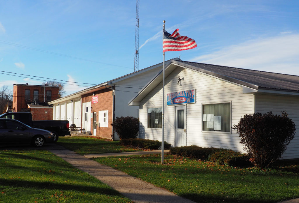 Tekonsha Township Hall