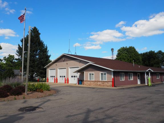 Photos of Campbell Township Hall in Ionia County, Michigan