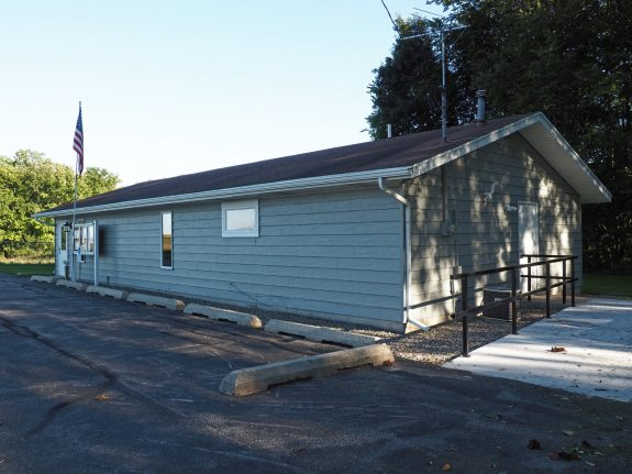 Photos of Keene Township Hall in Ionia County, Michigan