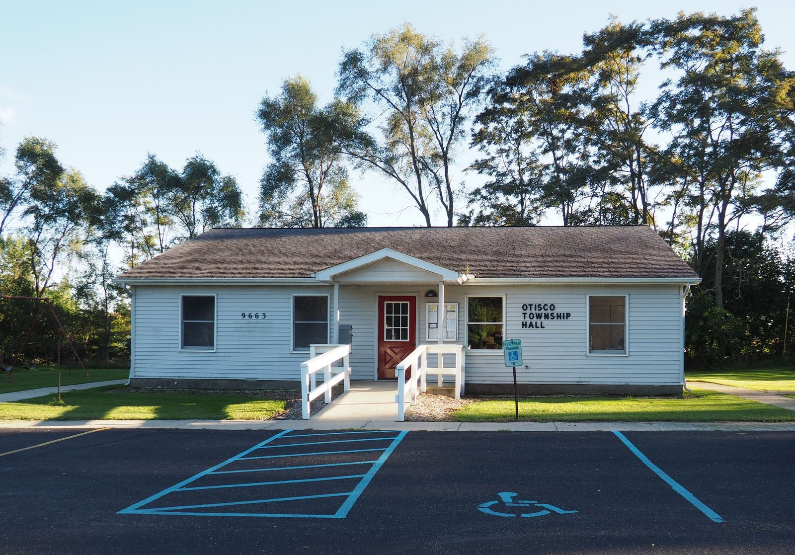 Otisco Township Hall (12 Sep 2016)
